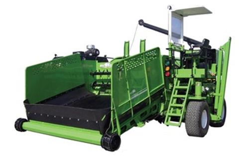 Оборудование для заготовки кормов в полимерные рукава AG BAG